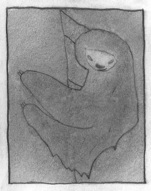 Sloth Sketch