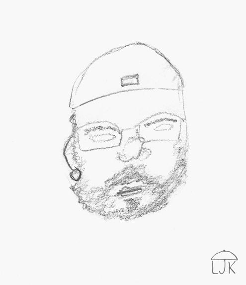 Bar Dude