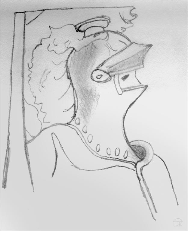 After an Unknown German Artist
