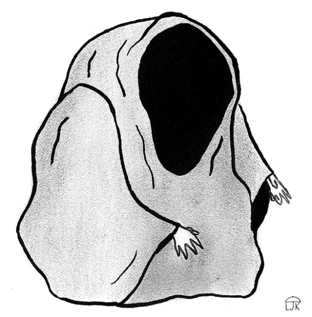 Dark Hood Guy