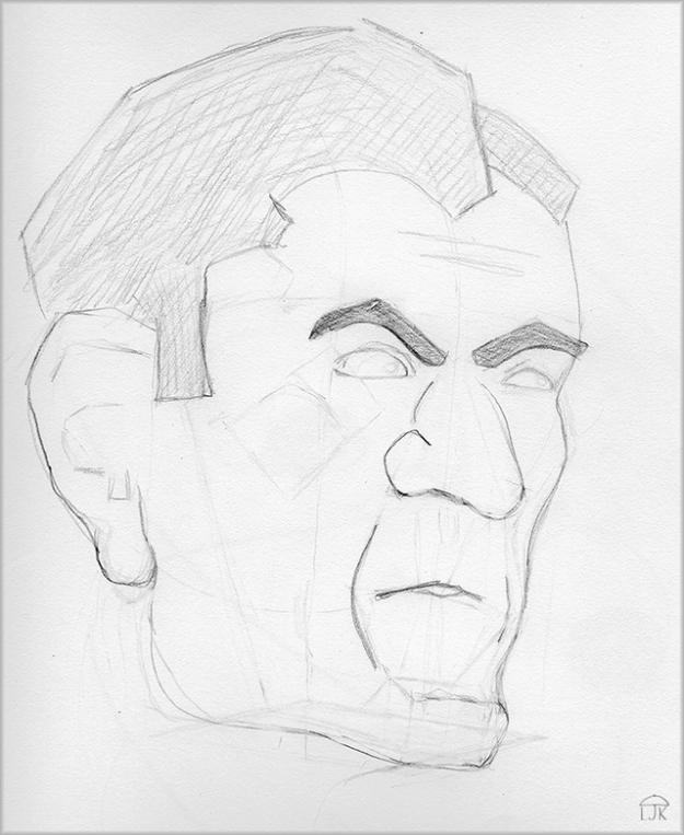 Loomis Drawing