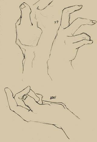 100th Hand!