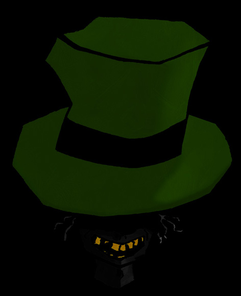 Green-Hat-(Horror)-by-MuddyParasol
